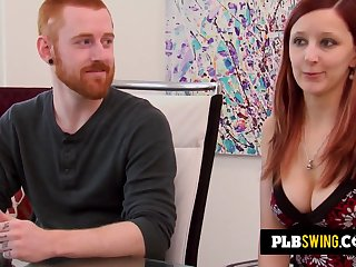 Brett and Laura plea other swingers