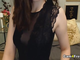 Sexy Hot Teen Gender Her Pussy With Toy