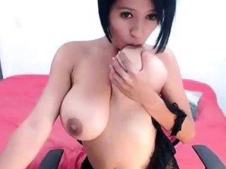 Fabulous huge tit webcam 30