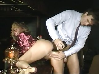 Gerlinde Brodecker German Anal Alcoholic drink