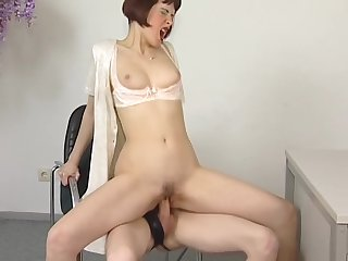 Pale cosset likes sex - Venality Productions