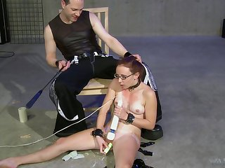 Brutal BDSM and maledom be required of the lay whore