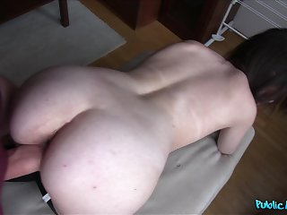 Spliced doggy style fucked in the ass and made to swallow