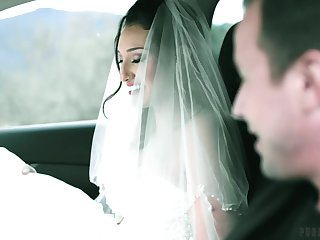 Bride to be tries one persist in hardcore shag before nick a good girl