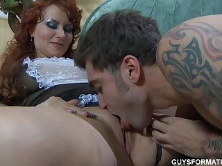 Ferro Network - Guys For Matures - Marianne Marcus