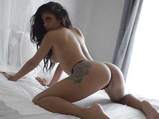 Compilation of nude babes with through-and-through boobs