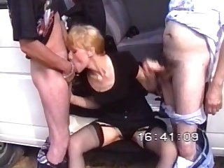 Sophie Threesome